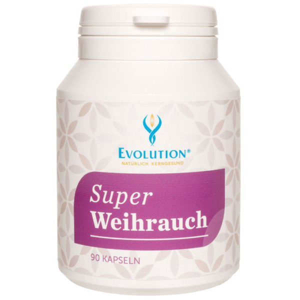 Evolution Super Weihrauch Dose Andreas Resch
