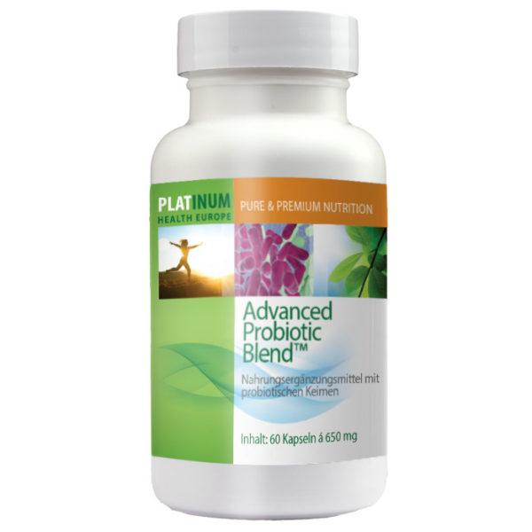Platinum Advanced Probiotic Blend Andreas Resch