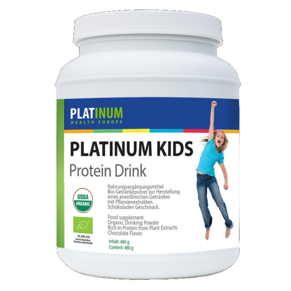 Platinum Kids Protein Drink schoko Dose Andreas Resch