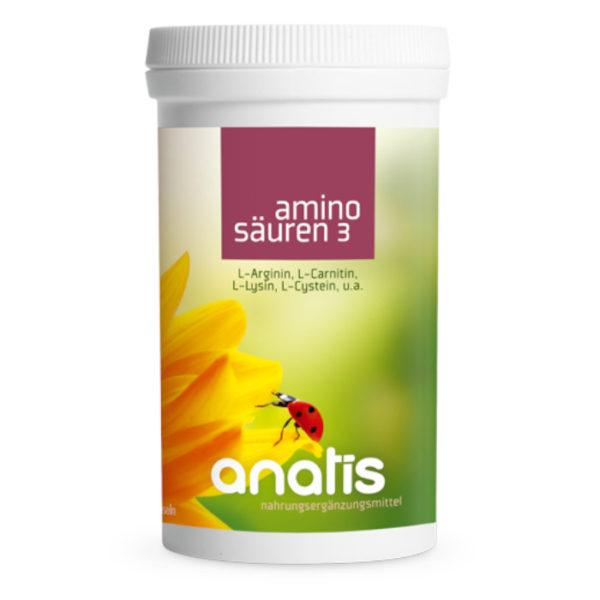 Anatis Aminosäure Nahrungsergänzung Andreas Resch