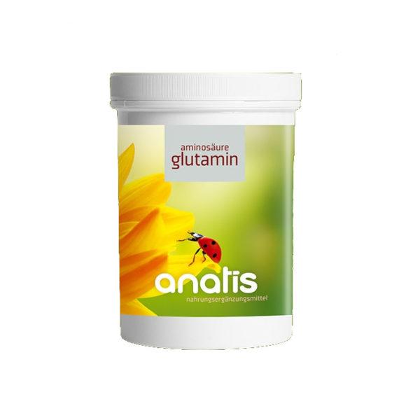 Anatis Aminosäure Glutamin Nahrungsergänzung Andreas Resch