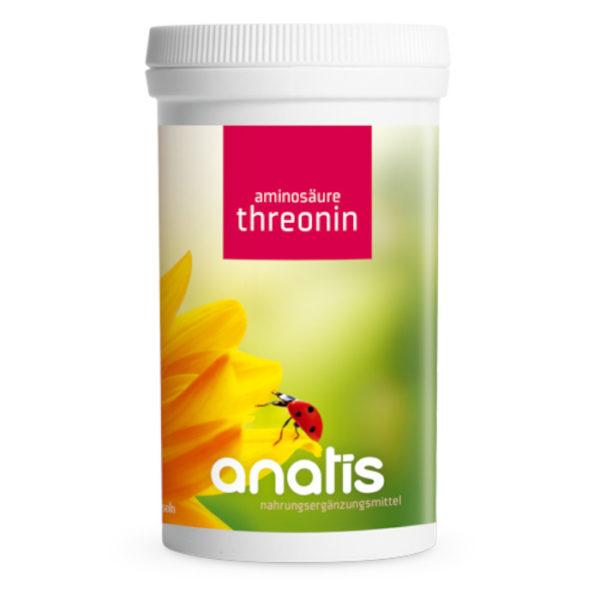 Anatis Aminosäure Threonin Nahrungsergänzung Andreas Resch