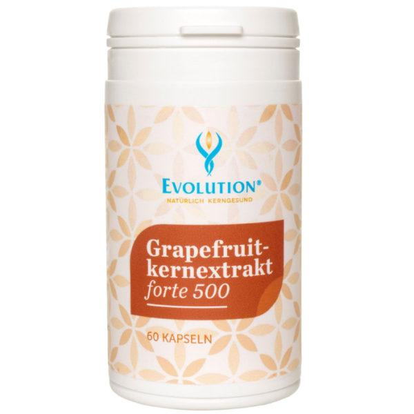 Evolution Grapefruit Kern Extrakt Andreas Resch Dose