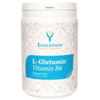 <b>Evolution</b> L-Glutamin Vitamin B6