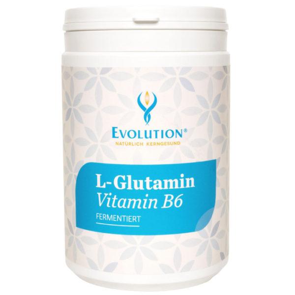 Evolutaion L-Glutamin Vitamin B6 Andreas Resch