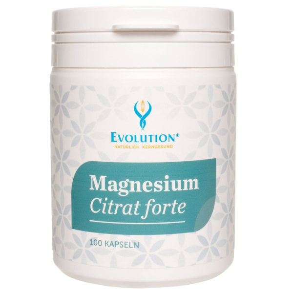 Evolution Magnesium Citrat Andreas Resch