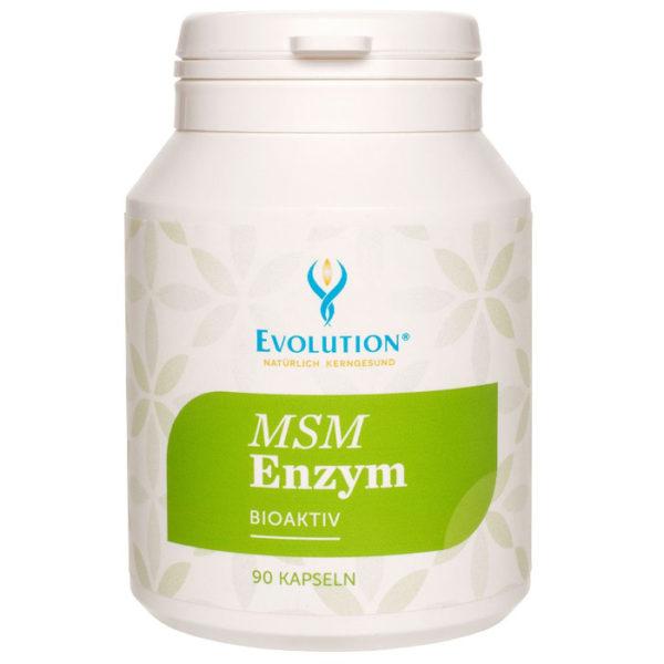 Evolution MSM Enzym