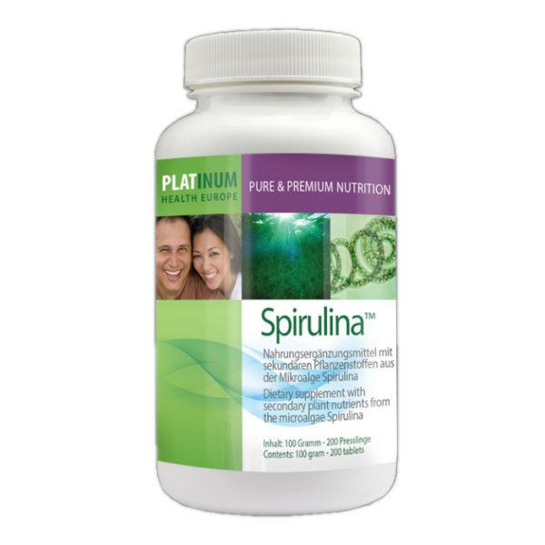 Platinum Alge Spirulina