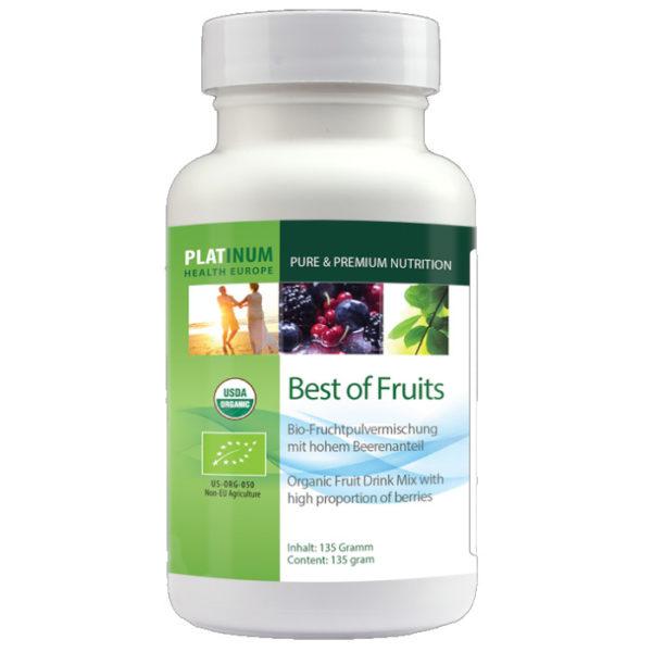 Platinum best fruits dose