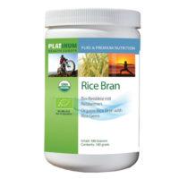 <b>Platinum </b>Rice Bran