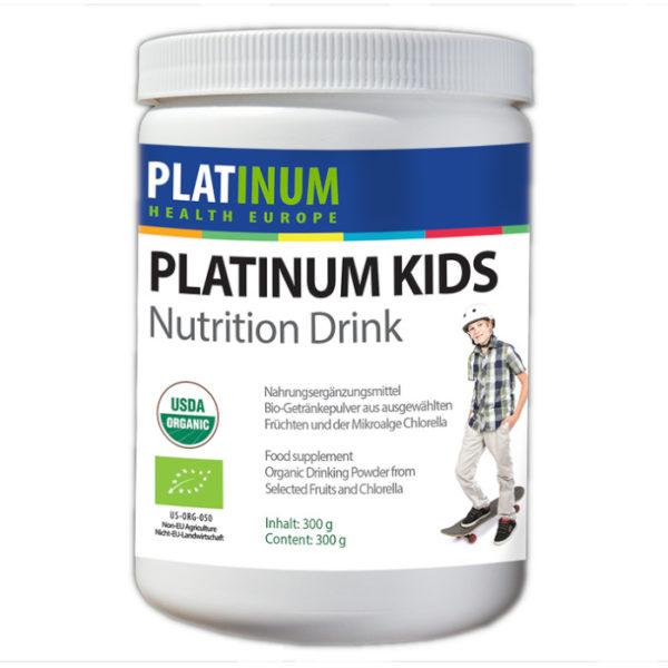 Platinum Kinder nutrition drink