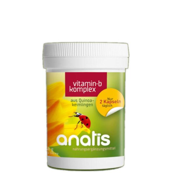 Anatis Vitamin B Dose ganzheitliche Gesundheit