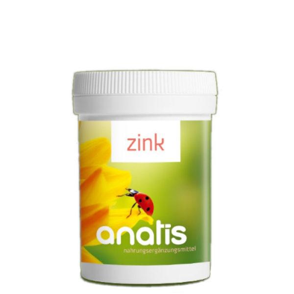 Anatis Zink Dose ganzheitliche Gesundheit