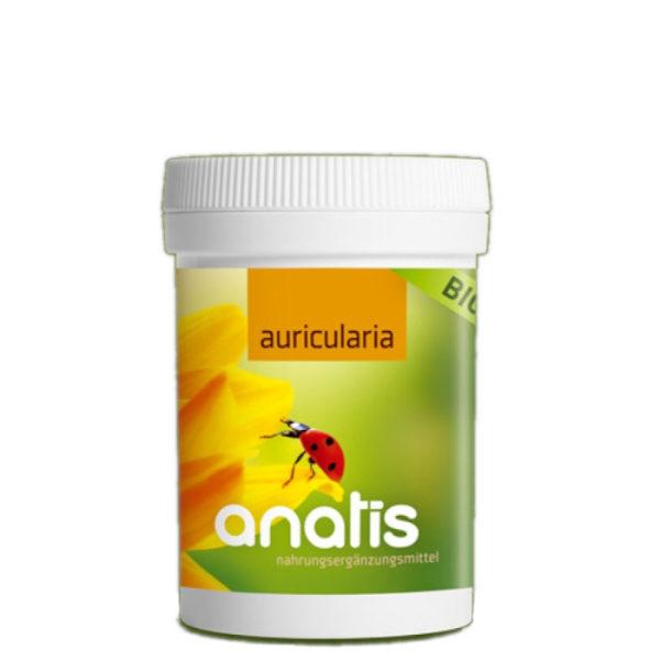 Anatis Auricularia Pilz Dose ganzheitliche Gesundheit