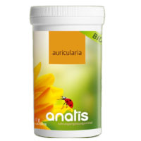 <b>Anatis </b>Bio Auricularia Pilz – 180 Kapseln