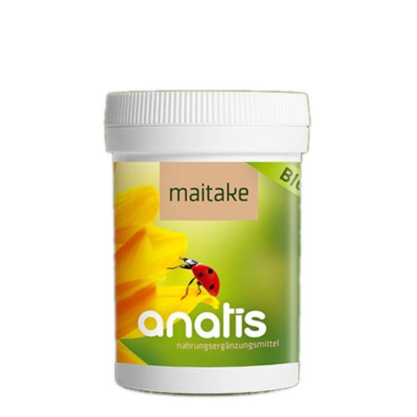 Anatis Maitake Pilz Dose ganzheitliche Gesundheit