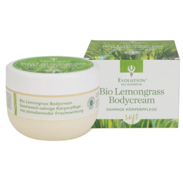 Evolution Bio Lemongrass Bodycream