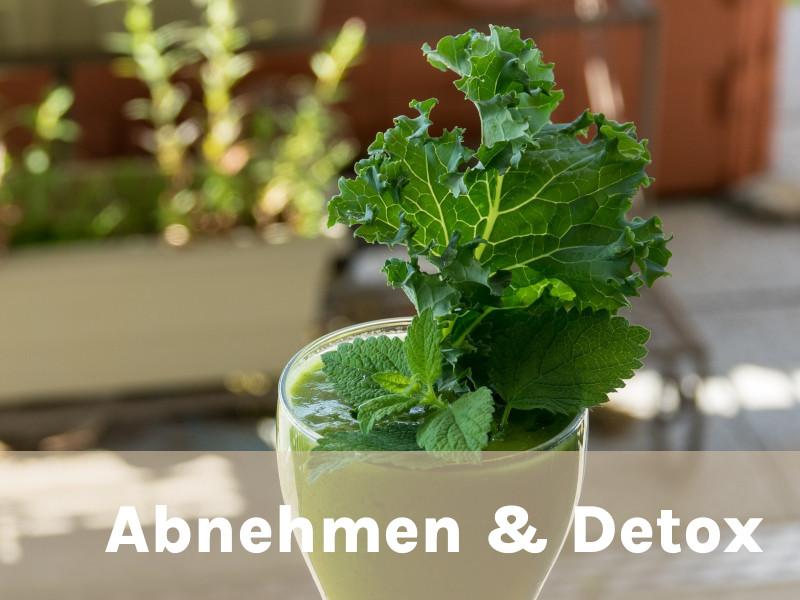 Detox entgiften smoothie grün Andreas Resch