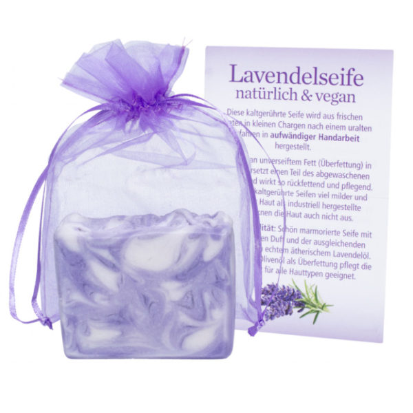 Evolution Natur Lavendelseife