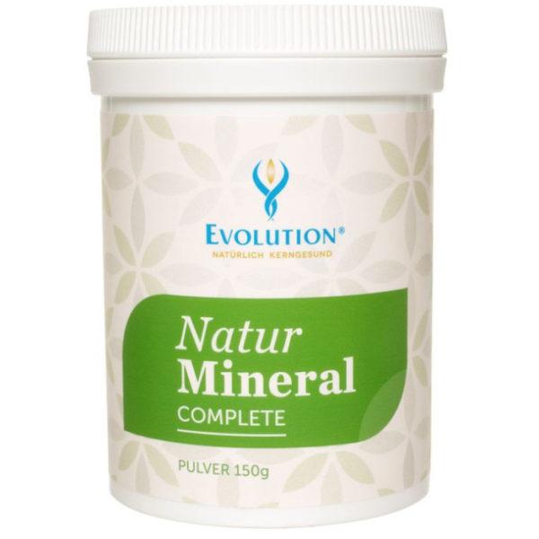 Evolution Natur Mineral Complete Pulver