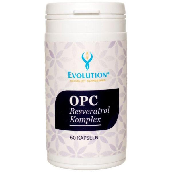 Evolution OPC Resveratrol Komplex