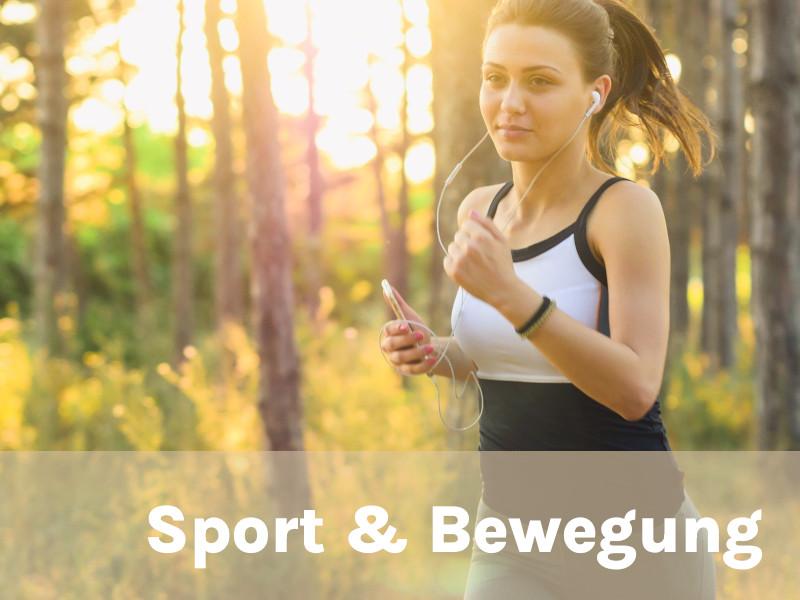 Willkommen Frau joggen laufen Sport Bewegung Andreas Resch