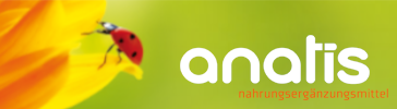 Anatis Nahrungsergänzungsmittel Logo