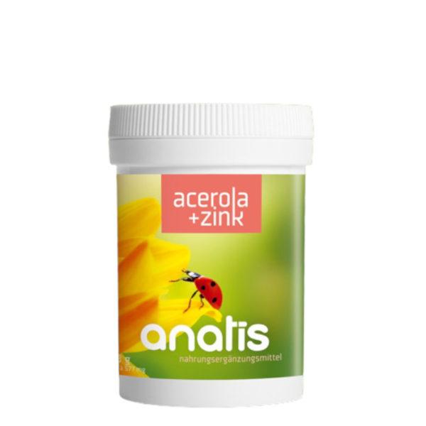 Anatis Acerola Zink