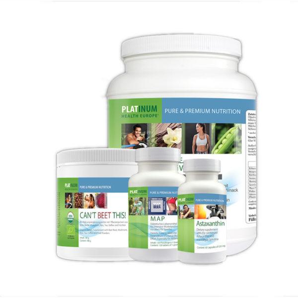 training paket Platinum Athlete Pack Choco