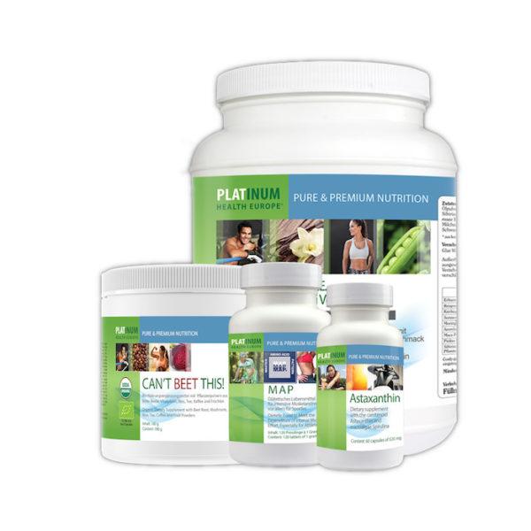 training paket Platinum Athlete Pack Vanilla