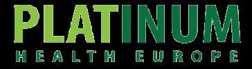 Platinum Health Europe Schriftzug